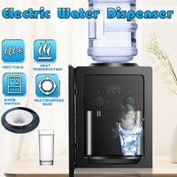 220V 550W Hot/Cold Water Dispenser Desktop Electric Automatic Multi function Drinking Cooler For Home Office Coffee Tea Bar