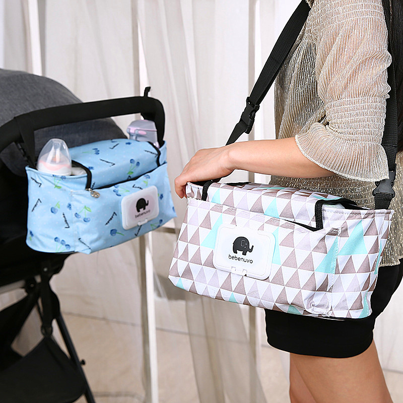 Morther Bags Large Capacity Mummy Maternity Nappy Bag For Mother Travel Diaper Nursing Hanging Storage Organizer Bag