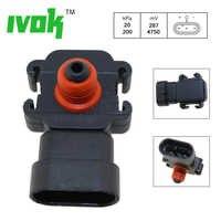 MAPPA Sensore DI Pressione Per Vauxhall Opel Astra IV G Combo II Corsa III C 1.7 DI DTI 6238166 98131026 97180655 1247049 16235939