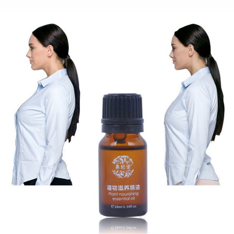 10ml Plant Essential Oil Massage Breast Reduction Edema Postpartum Breast Relaxation Essential Oils Boobs Care  Health Care Oils