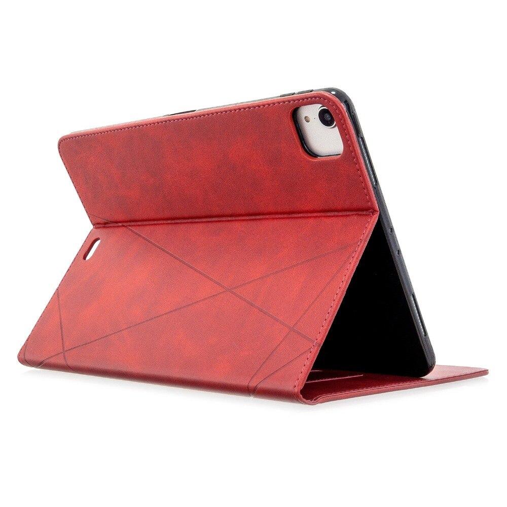 Case Gen 2020 Card iPad Figure Geometric Pro Case PU New Flip 2th Wallet 11 for Tablet