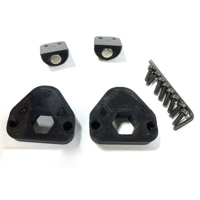 Kits de Modification de palettes daimant de volant de jeu de remplacement pour FANATEC formule V2/ 918 RSR/moyeu universel/M3 GT2