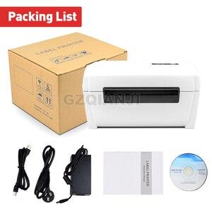 Image 5 - 4 인치 열 바코드 프린터 라벨 프린터 배송 Lable 프린터 100*100 / 100*150 UPS DHL 페덱스 배송 익스프레스 Lable 인쇄