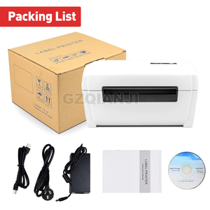Image 5 - 4 inch Thermal Barcode Printer Label Printer Shipping Lable Printer 100*100 / 100*150 UPS DHL Fedex Shipping Express Lable Print