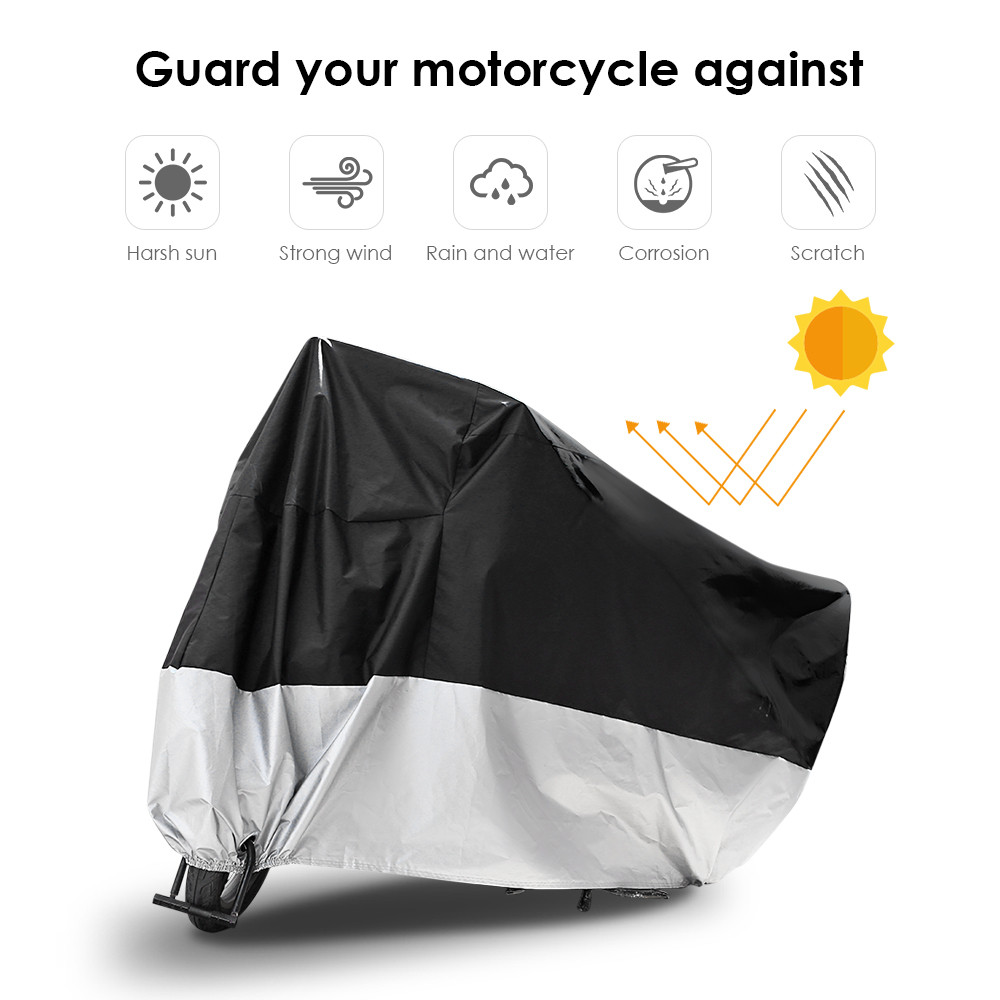 2019 NEW Waterproof Bicycle Cover Outdoor Rain//Sun//Snow Protector Dustproof