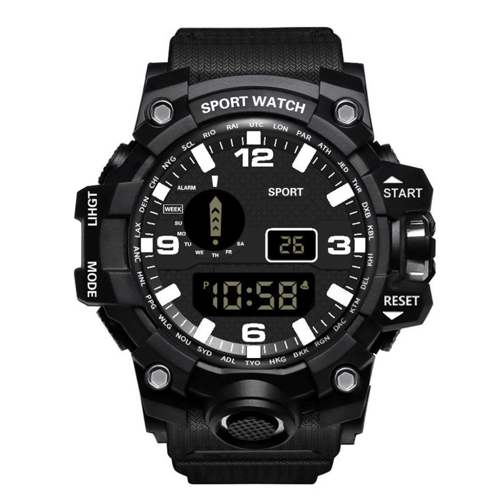 H5dd0271ac8b34b69ac977cfb3b6d4b2aa HONHX Casual Sport Luxury Mens Digital LED Watch Date Sport Men Outdoor Electronic Watchelogio digital New Fashion Wristwatch #D