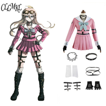 Anime danganronpa v3: matar harmonia iruma miu coelho uniforme halloween natal personalizado