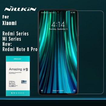 For Xiaomi Redmi Note 8T 8 Pro 7 7s 6 5 k20 Pro Glass Nillkin 9H+ Pro Tempered Glass for Xiaomi Mi 9 8 9T 9 Pro 9 8 SE Glass