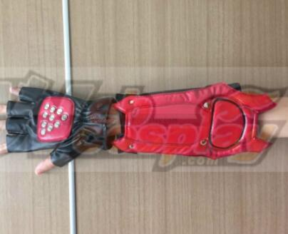 High Quality Tekken Jin Kazama Cosplay Fist Weapon Box Glove