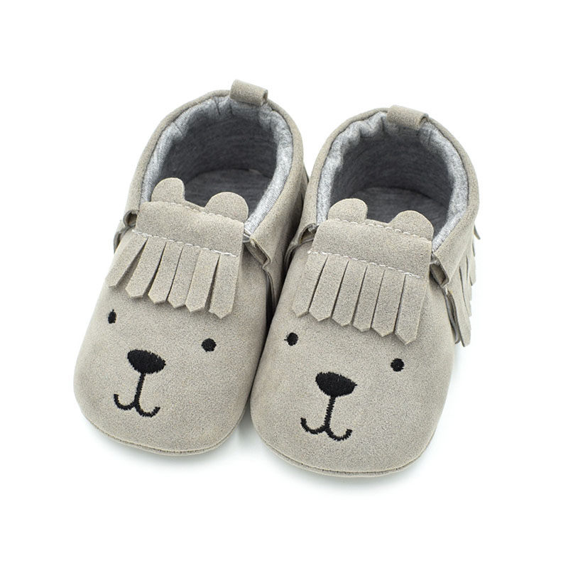Cute Tassel Baby Shoes Warm Newborn Baby Girl Boy First Walkers Shoes Soft Sole Toddler Infant Girls Shoes Schoenen Slofjes
