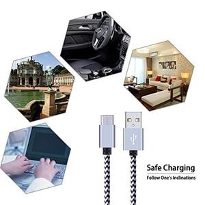 Image 5 - Olnylo USB Type C 케이블 (One Plus 6 용) 5t 빠른 충전 USB C 고속 충전 USB 충전기 케이블 (삼성 Galaxy S10 S9 S8 Plus 용)