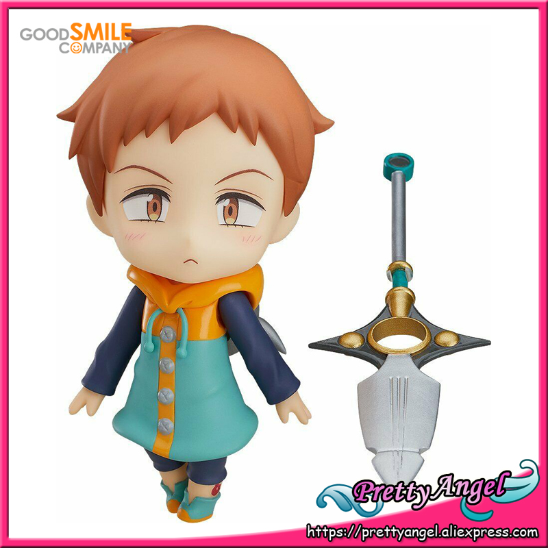 PrettyAngel - Genuine Good Smile Company GSC No. 960 The Seven Deadly Sins Revival Of The Commandments King Action Figure