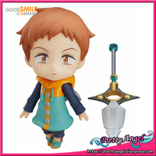 PrettyAngel   Genuine Good Smile Company GSC No. 960 The Seven Deadly Sins Revival of The Commandments King Action Figure