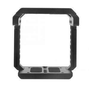 Image 3 - Acessório handheld da gaiola da fotografia exterior da câmera da liga de alumínio para a câmera de z cam e2