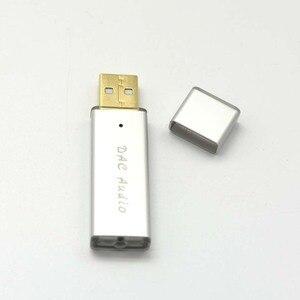 Image 4 - SA9023A + ES9018K2M USB 휴대용 DAC HIFI 발열 외부 증폭기 오디오 카드 디코더 컴퓨터 안 드 로이드 세트 상자 D3 002