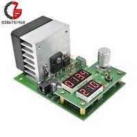 9.99a 60 w 30 v corrente constante led digital de carga eletrônica 18650 lítio lipo chumbo ácido bateria capacidade descarga medidor tester