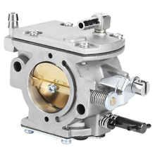 Jardim cortador de grama carburador carb motor acessório aparador ferramentas substituição apto para walbro WB-37-1 150cc-200cc