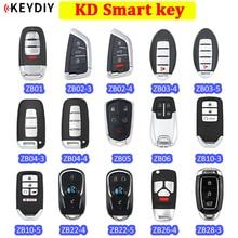 Universele Keydiy Kd Slimme Afstandsbediening Sleutel ZB01 ZB02 3 ZB02 4 ZB03 ZB04 ZB05 ZB06 ZB10 ZB22 ZB26 ZB28 Voor KD X2 Sleutel generator