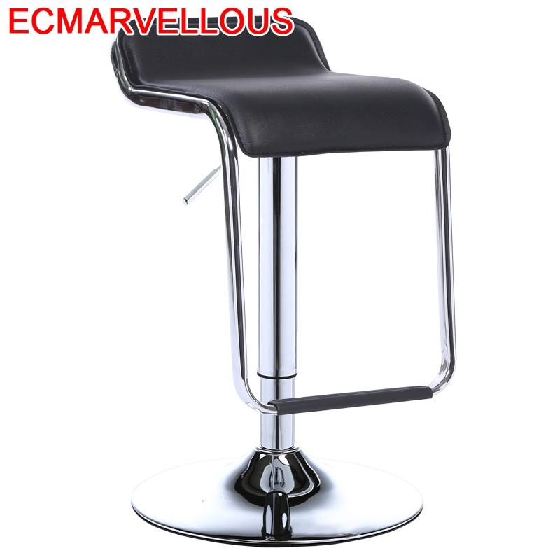 La Barra Industriel Sgabello Barkrukken Sandalyeler Hokery Comptoir Leather Stool Modern Cadeira Tabouret De Moderne Bar Chair