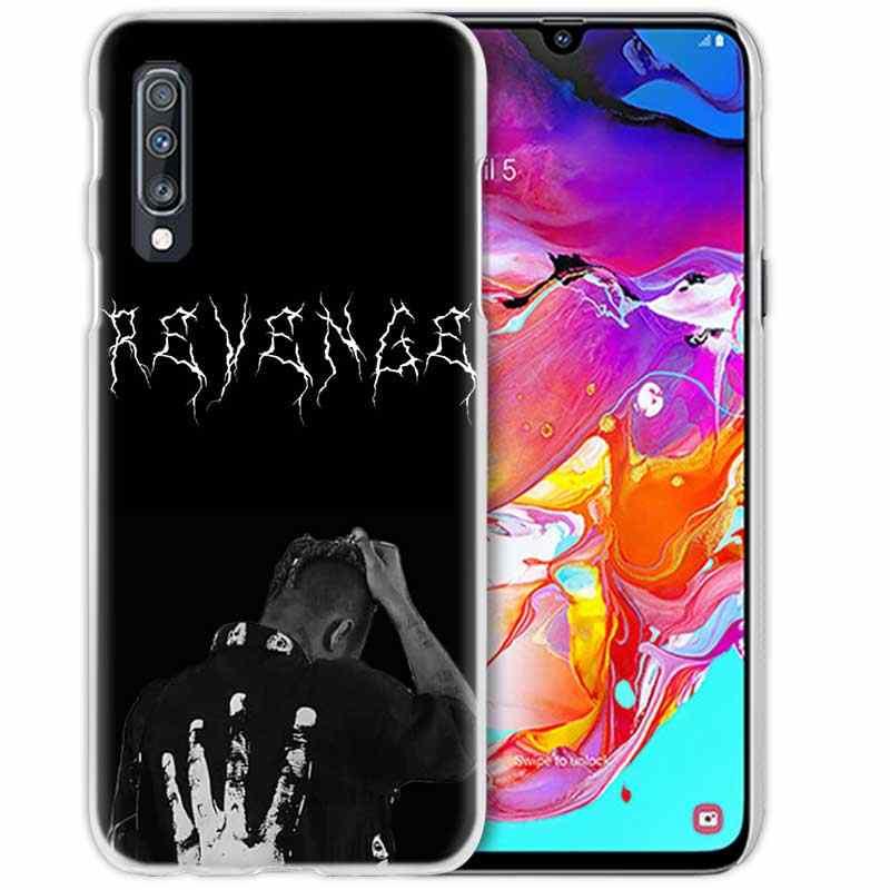 Rap Şarkıcı XXXTentacion samsung kılıfı Galaxy Note 10 5G 9 8 S10 S9 S8 Artı A50 A40 A70 A20 A10 e A30 s PC telefon kılıfı Kapak Carcasa