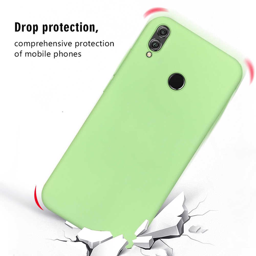 Für Huawei Honor 20 Pro Lite Ultra Dünne Silikon Weichen TPU Fall Für Honor 8X 9X Pro 9i 10i 20i 10 Lite Farbe Telefon Abdeckung Fundas