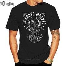 T-shirt manches courtes pour homme, en coton pur, tête de mort, grosse taille, taille 4XL, 5XL, nouveauté