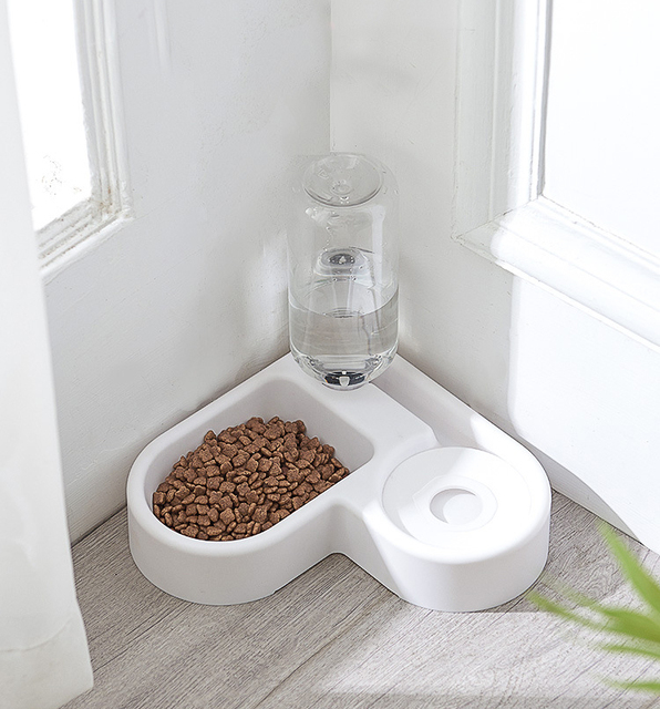 2.2L Cat & Dog Automatic Feeder and Drinking Bowl  3