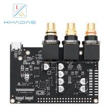 لوحة Khadas Tone لإصدار Vims مع ES9038Q2M