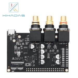 Image 1 - لوحة Khadas Tone لإصدار Vims مع ES9038Q2M