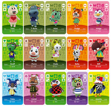 Series 1 to Series 4 (001 to 400) Animal Crossing Card Amiibo locks nfc Card Work for NS Games (001 to 400)free to choose tamaris 1 1 23701 37 001
