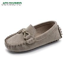 JGVIKOTO/Обувь для малышей; модные мягкие детские лоферы; детская повседневная водонепроницаемая обувь на плоской подошве; свадебные туфли-мокасины для мальчиков и девочек; кожаная обувь