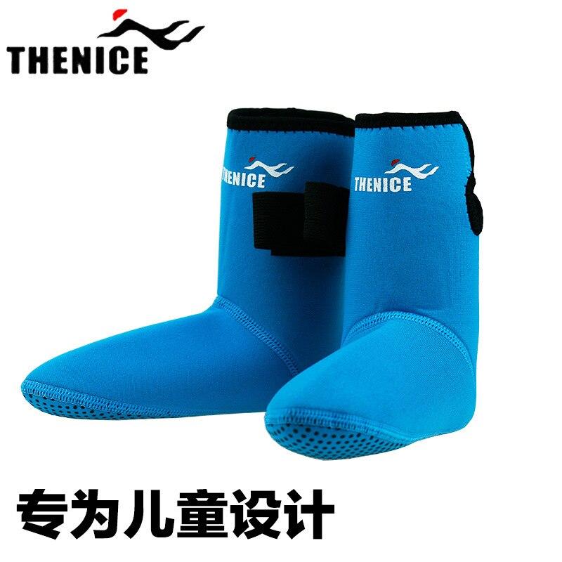 Дайвинг ножной носок подводное плавание носки пляж плавание Защита детей Китай анти галстук подводное плавание оборудование