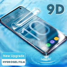 9D Full Cover Screen Protector Soft Hydrogel Film For Samsung Galaxy S10 Plus S10e S9 S8 Plus Note 8 9 S10Plus S10+ Not Glass hydrogel film for samsung note 8 9 10 plus screen protector for samsung galaxy s8 s9 s10 plus s10 lite s7 edge hydrogel film