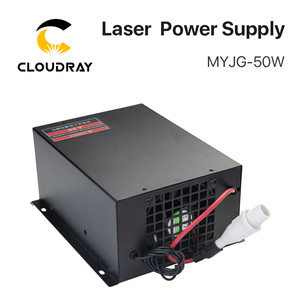 Image 3 - Cloudray 50W CO2 Laser Power Supply for CO2 Laser Engraving Cutting Machine MYJG 50W category