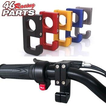Motorcycle Luggage Helmet Hook For Yamaha mt 07 09 03 10 15 mt07 mt09 mt03 mt10 mt-09 mt-07 yz dz bws ybr 125 r125 accessories