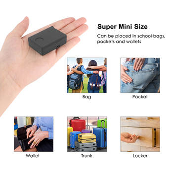 Mini Spy GSM Device N9 Audio Monitor Listening Surveillance 12 Days Standby Time Personal Mini Voice Activation Built in Two MIC 6