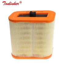 Car Air Filter For BMW3 E90 E93 M32007-2013/For BMW E92 M 2007-2013 Model 1Pcs Air Filter OEM:13727838804/13727838804-02 mileage programmer for bmw cas4 can filter v5 for bmw cas4 can filter for bmw free shipping