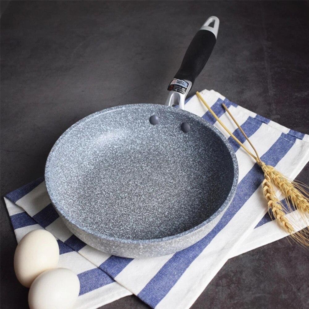 Сковорода для жарки 28 см, сковорода для приготовления сковороды, сковорода для блинов, сковорода для яиц, газовая плита, домашний сад