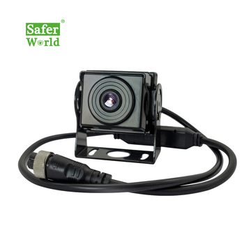 Car Rearview Video 720P 1080p Side Night Vision Ahd Reversing Waterproof Truck Security Trailer Backup Camera With Guidelines image