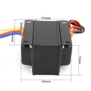Image 2 - 130W output voltage 230V 6.5V EL34 KT88 Tube amplifiers E transformer for power amplifier