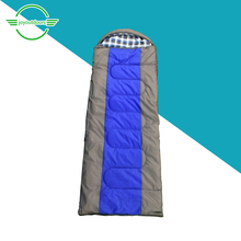 Camping With Hat Backpack Camping Sleeping Bag Outdoor Waterproof Breathable Thin Warm Warm Adult Children Family Sleeping Bag naturehike mid center ellipse open sleeping bag outdoor camping and home portable warm sleeping bag