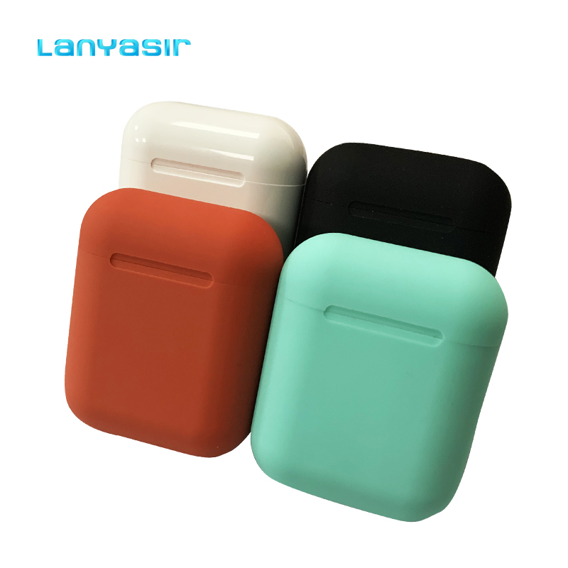 Lanyasir <font><b>Wireless</b></font> <font><b>Bluetooth</b></font> <font><b>5.0</b></font> <font><b>i12</b></font> <font><b>TWS</b></font> <font><b>Earphone</b></font> Sports Sweatproof <font><b>Headphone</b></font> <font><b>i12</b></font> <font><b>tws</b></font> New 2019 <font><b>Wireless</b></font> <font><b>Headphones</b></font> <font><b>earphone</b></font> <font><b>i12</b></font> image