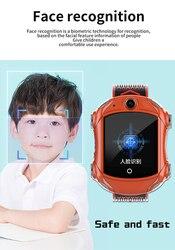 4G GPS трекер часы детские часы Смарт Wifi LBS AGPS позиционирование видео вызов SOS IP67 водонепроницаемые плавательные часы 700 мАч DF49