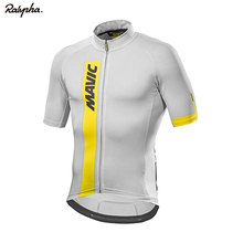 Summer short sleeve Cycling Jersey 2019 Pro Team Mavic Ropa Ciclismo Hombre Jerseys Clothing Triathlon Bib Shorts Suit
