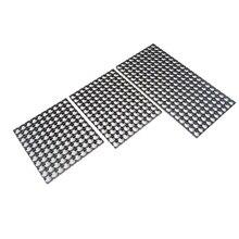 10P 시리즈 18650 배터리 홀더 18650 셀 브래킷 (통합) 18650 리튬 이온 배터리 팩 내화 재료