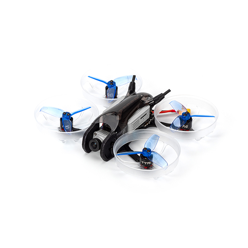 TransTEC Beetle Hom 2.5 inch 130mm HD Image transmission mini FPV small RC airplane suitable for leisure fancy flight