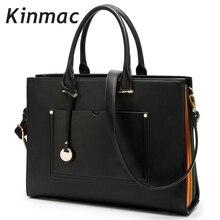 Lady Bag Briefcase Kinmac Brand Handbag Messenger Laptop Bag 13 inch, Patchwork Women Case For MacBook Air Pro 13.3,Dropship 003