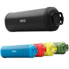 MIFA F5 Bluetooth ワイヤレスステレオスピーカー protable の blutooth の 4.0 屋外スピーカー DSP 3D サラウンドステレオサウンドマイクロ USB カード