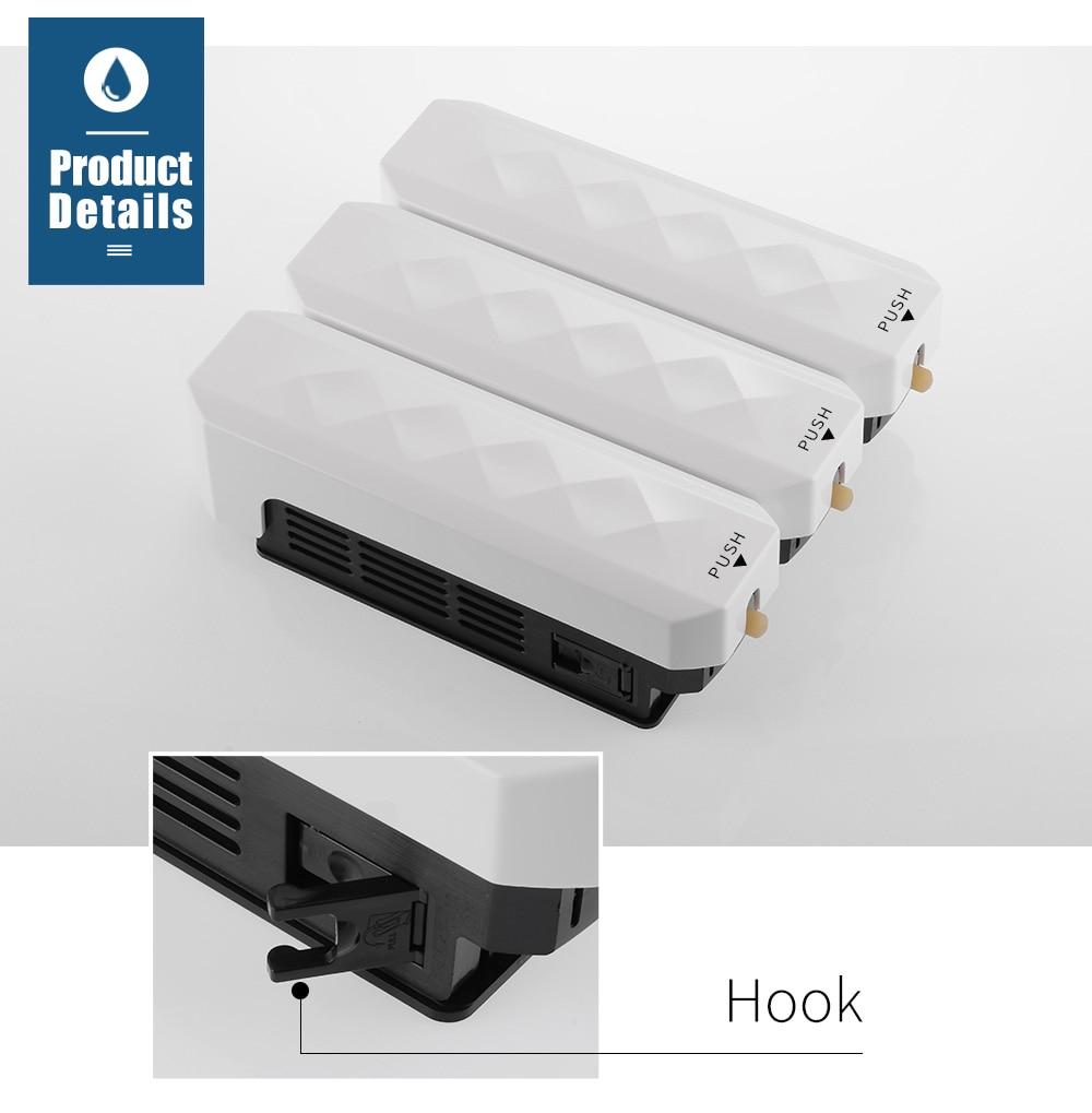 H5ddc1a6079514060a40b281d158c032cv Nail Free Wall Mounted Bathroom 350ML Soap Dispenser Mounted Shampoo Liquid Soap Bottle Bathroom Accessories