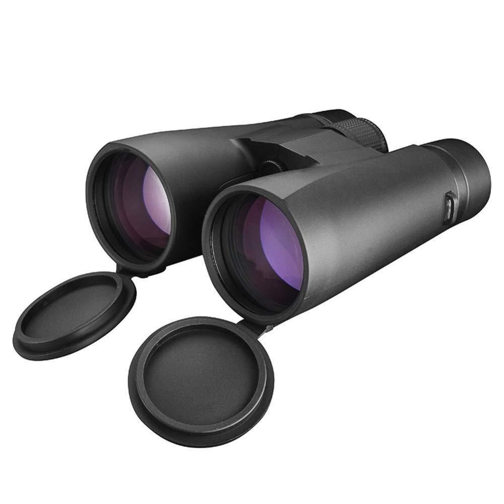 PDDHKK 10x42 HD охотничий бинокль 42 мм объектив зум телескоп 1000 м ночное видение многослойная зеленая пленка для кемпинга наблюдения за птицами